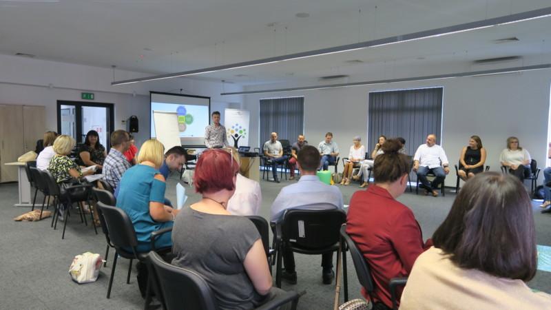 Animacja lokalna – relacja zForum Międzysektorowego