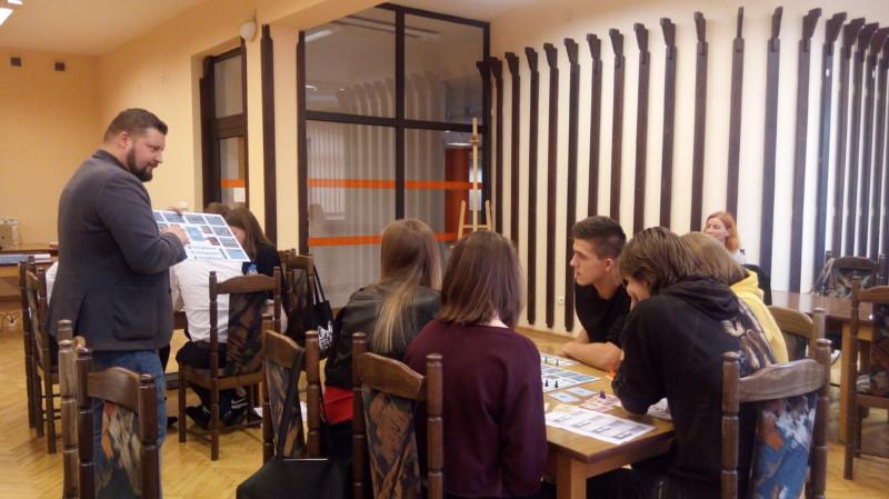 Zdjęcie nr 2 z Rozgrywek Turnieju gry ES w Rybniku