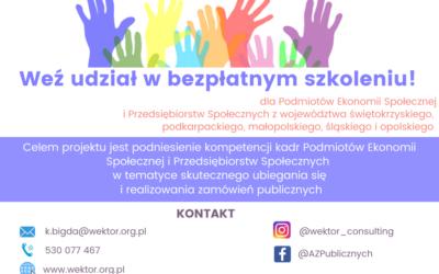 Rusza Inabór dla PES doAkademii Zamówień Publicznych