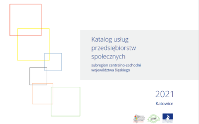 Katalog usług przedsiębiorstw społecznych subregionu centralno-zachodniego